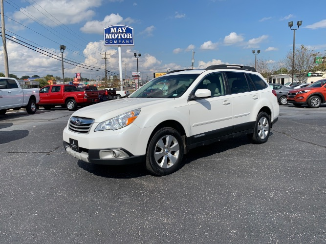 2012 Subaru Outback Limited AWD