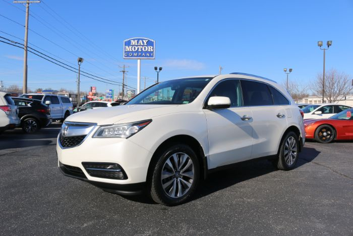 2014 Acura MDX AWD W/ TECH