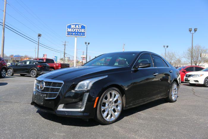 2014 Cadillac CTS Sedan Premium