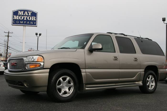 2001 GMC Yukon XL Denali
