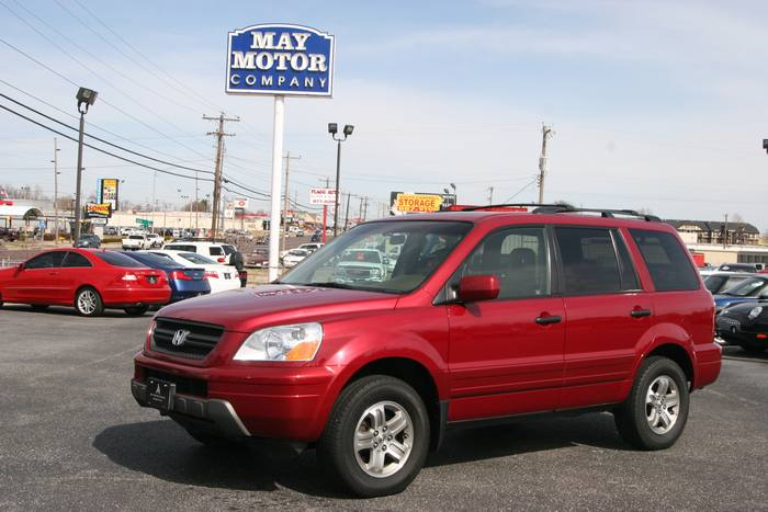 2005 Honda Pilot EX-L with RES