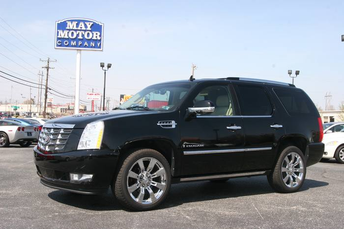 2009 Cadillac Escalade Ultra Luxury