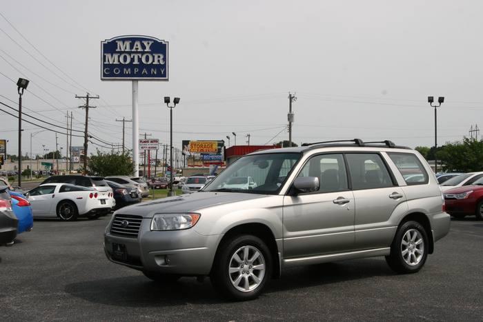 2006 Subaru Forester 2.5 X w/Premium Pkg