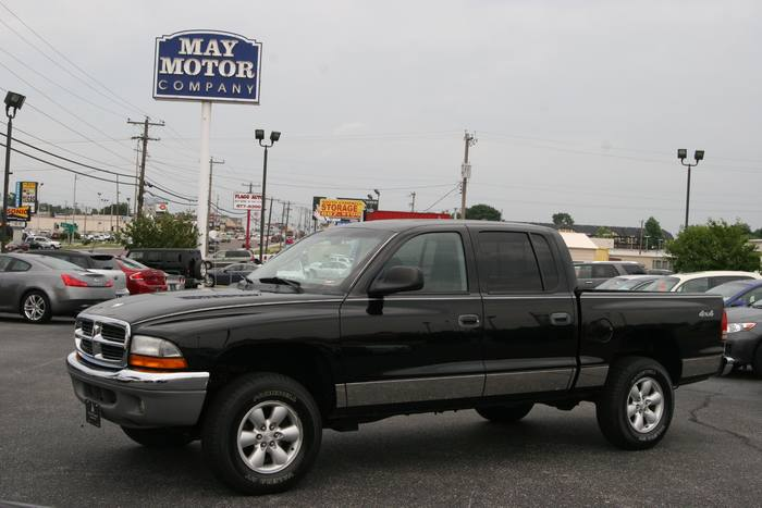 2004 Dodge Dakota SLT 4X4