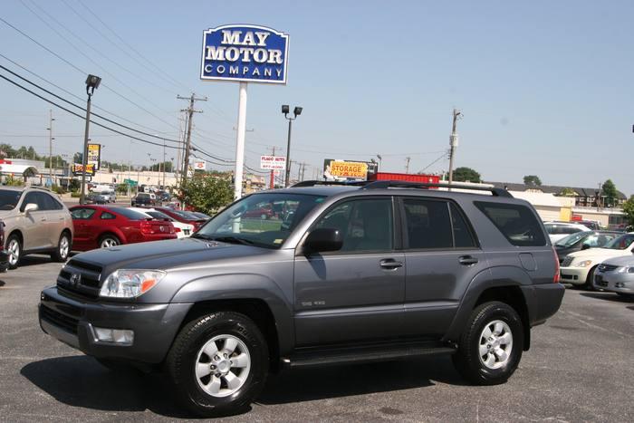 2004 Toyota 4RUNNER 4WD