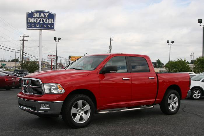 2009 Dodge RAM 1500 BIG HORN 4X4