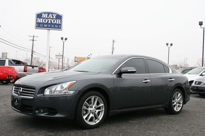 2011 Nissan Maxima SV Premium