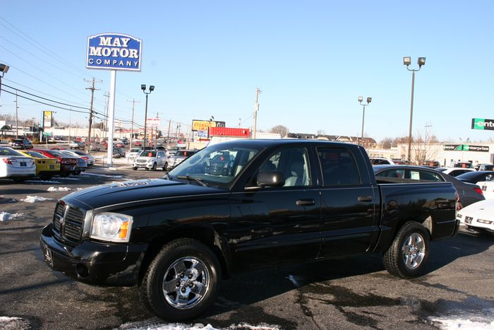 2006 Dodge Dakota Crew Cab 4X4