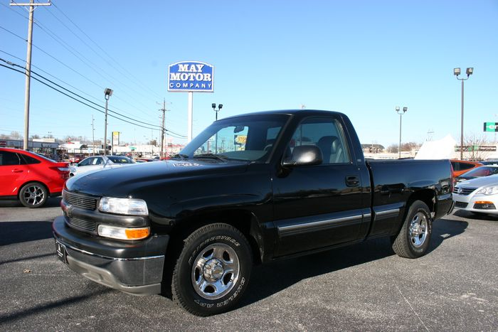 2002 Chevrolet Silverado LS Short Bed