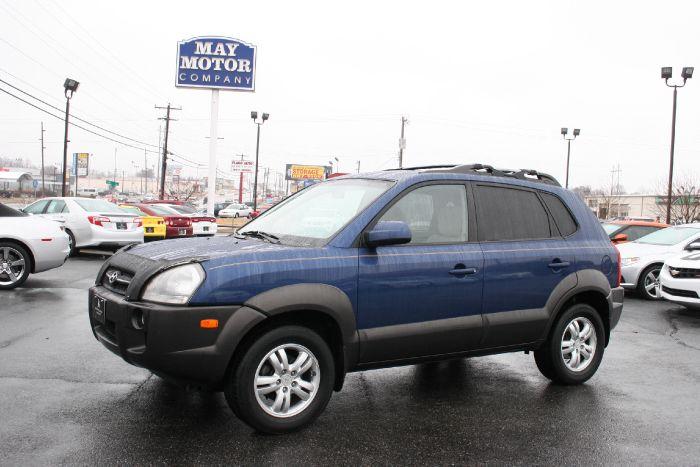 2006 Hyundai Tucson GLS GLS