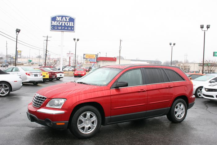 2004 Chrysler Pacifica Limited AWD Limited