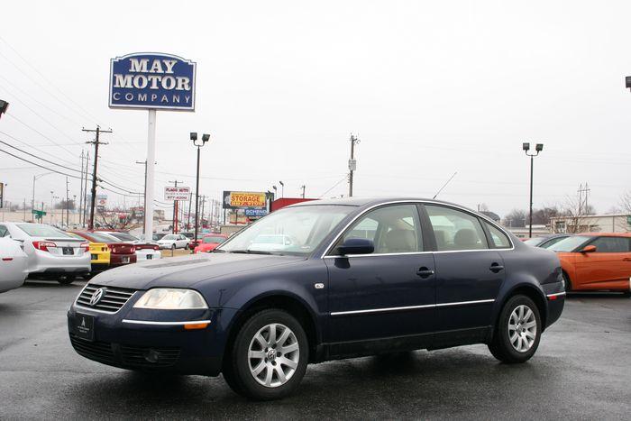 2003 Volkswagen Passat GLS GLS