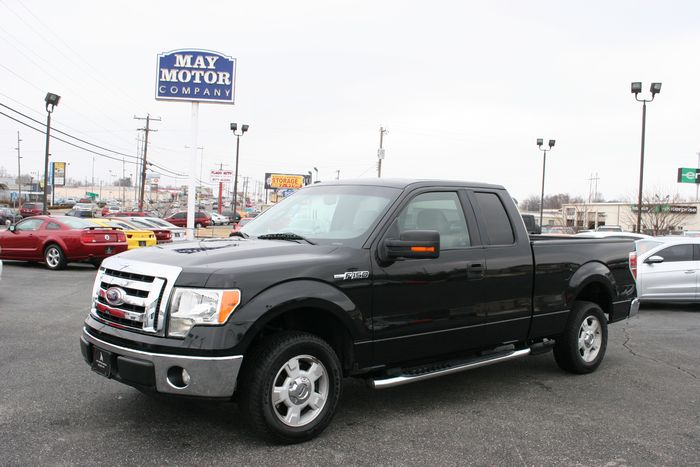 2010 Ford XLT Super Cab F150