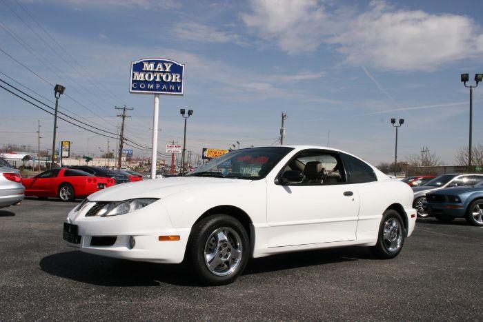 2004 Pontiac Sunfire