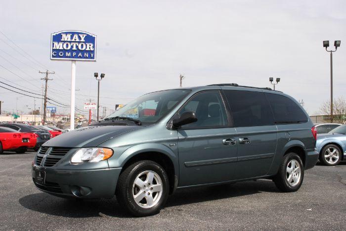 2007 Dodge Grand Caravan Special Edition