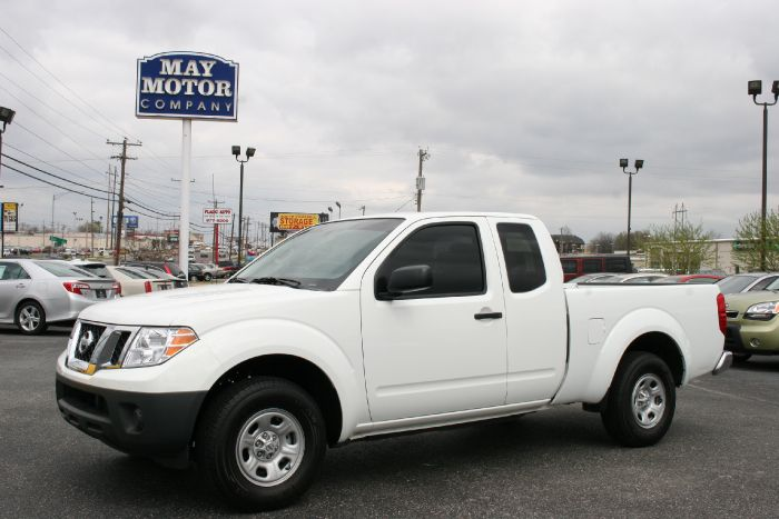 2013 Nissan Frontier King Cab S