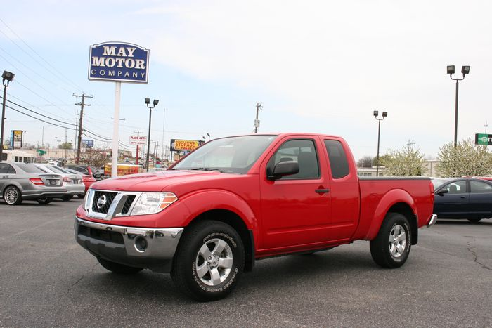 2010 Nissan Frontier King Cab SE 4x4