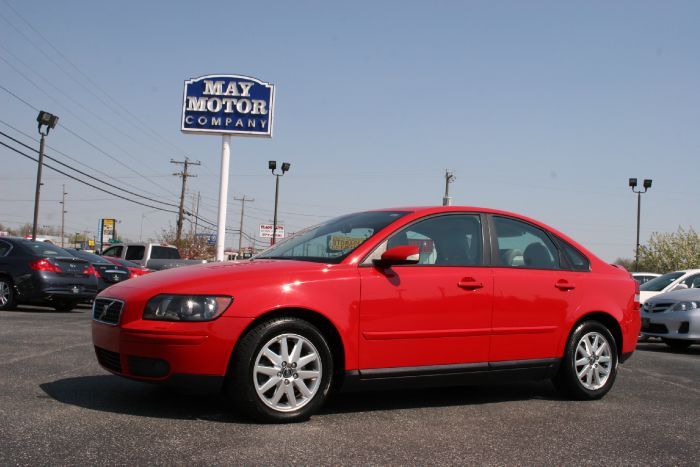2006 Volvo S40 2.5L Turbo