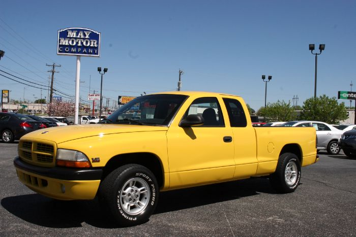 2000 Dodge Dakota Base/Sport/SLT