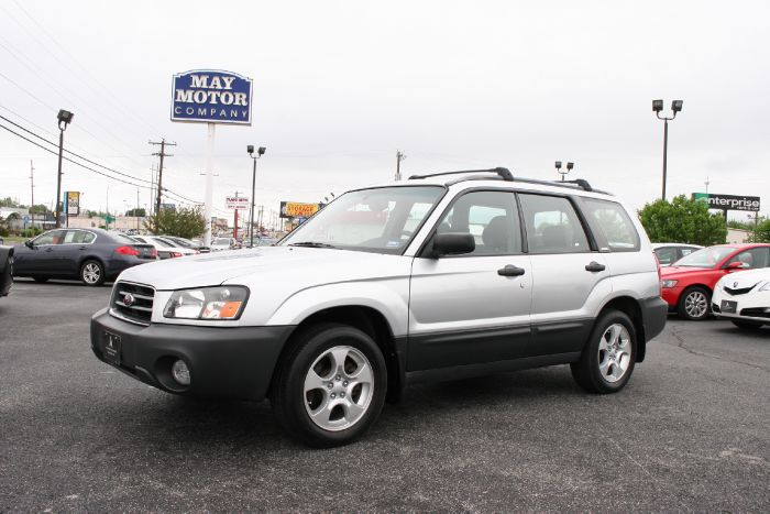 2004 Subaru Forester (Natl) X