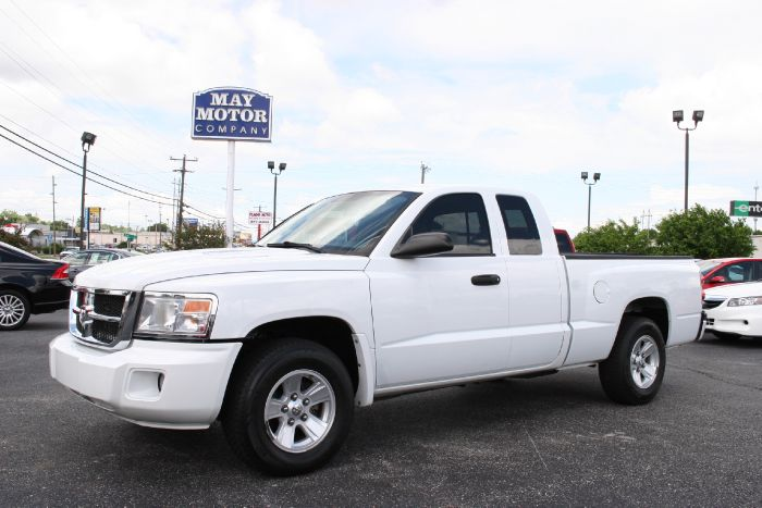 2008 Dodge Dakota Club Cab SLT