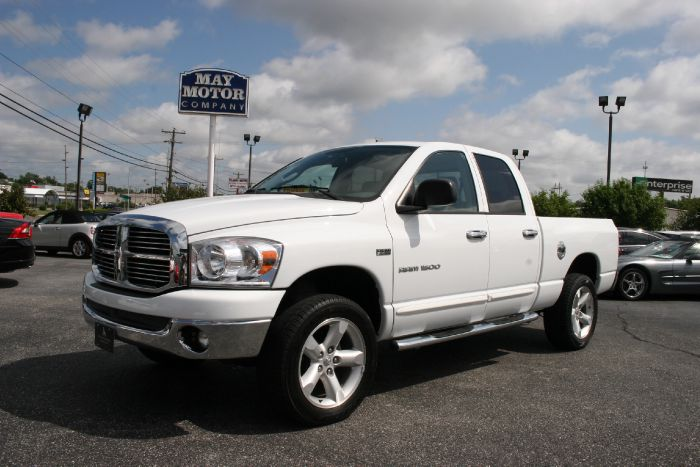 2007 Dodge Crew Cab SLT 4x4 Big Horn