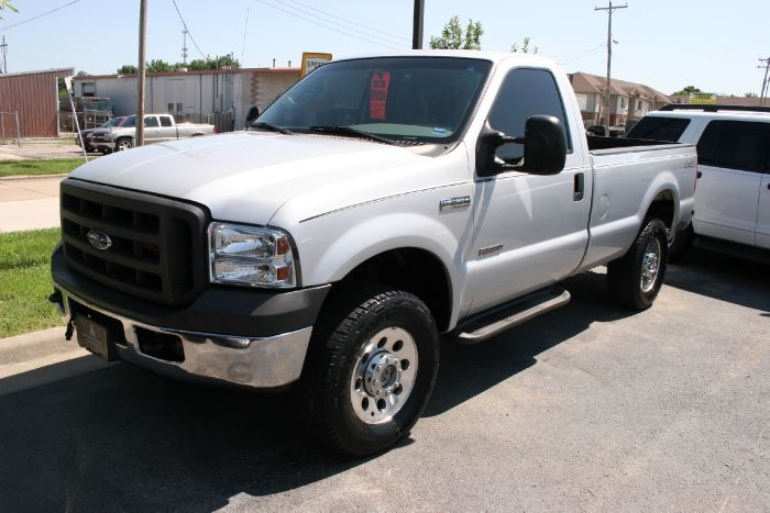 2005 Ford Super Duty F-250 Diesel 4X4