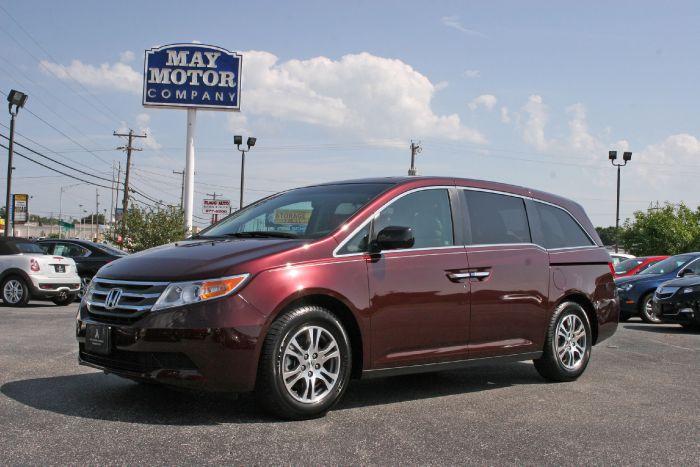 2012 Honda Odyssey EX-L RES