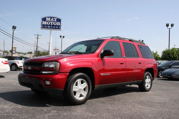 2003 Chevrolet Trailblazer EXT LT 4X4