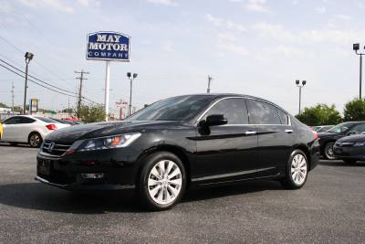 2013 Honda Accord V6 EX-L NAV