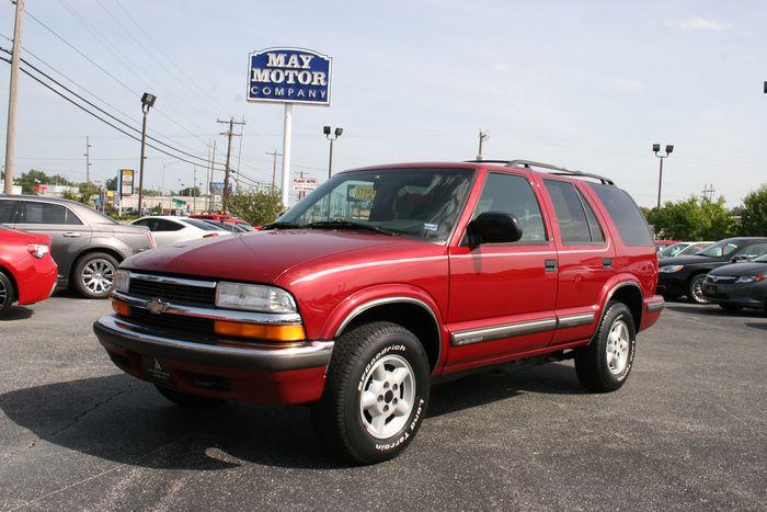 1999 Chevrolet Blazer 4X4 LS
