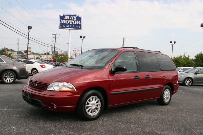 2002 Ford Windstar Wagon LX w/930A