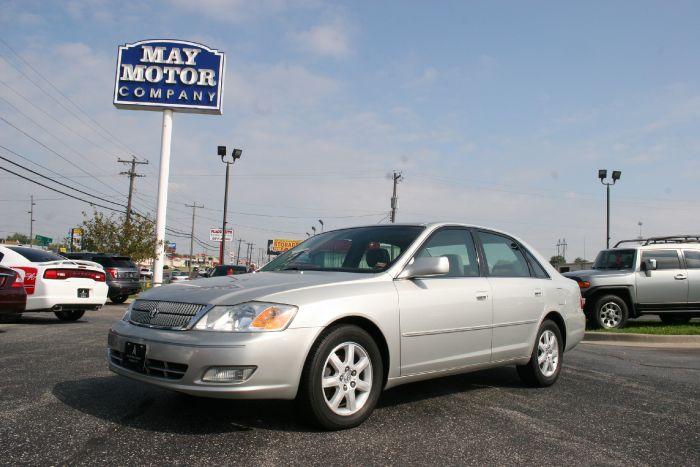 2002 Toyota Avalon XLE