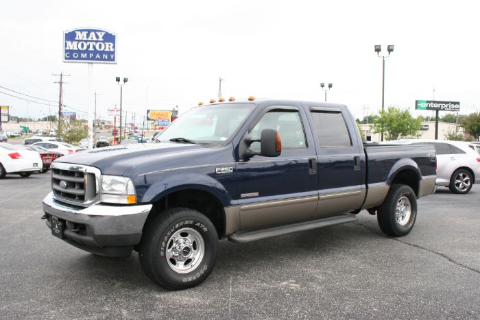 2003 Ford Super Duty F-250 Lariet Crew Cab 4X4