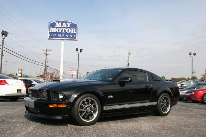 2007 Ford Mustang Shelby Cobra