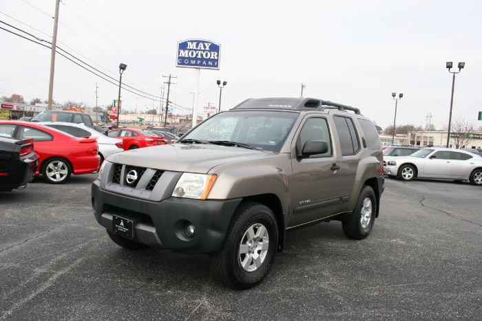 2005 Nissan Xterra Off Road