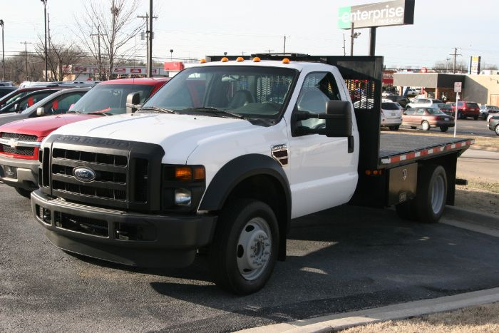 2008 Ford Super Duty F-450 DRW Diesel 4X4