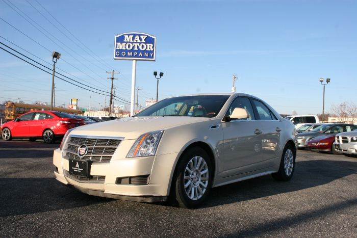 2011 Cadillac CTS Sedan Luxury AWD