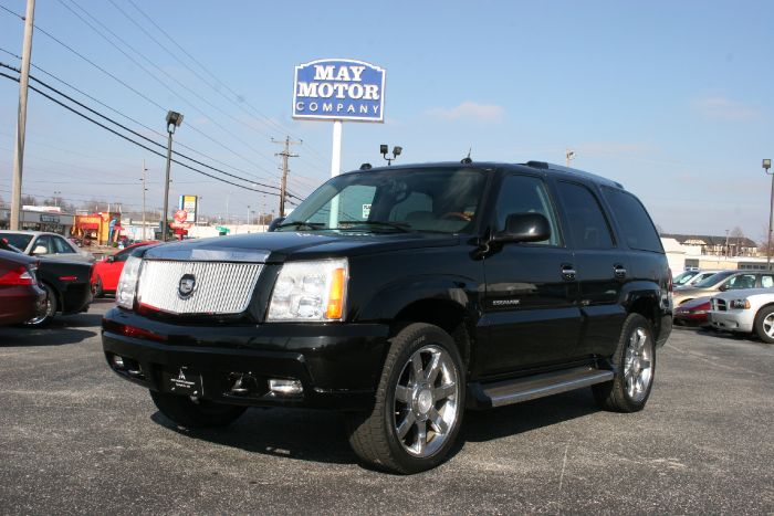 2005 Cadillac Escalade All Wheel Drive