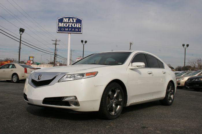 2010 Acura TL Tech AWD