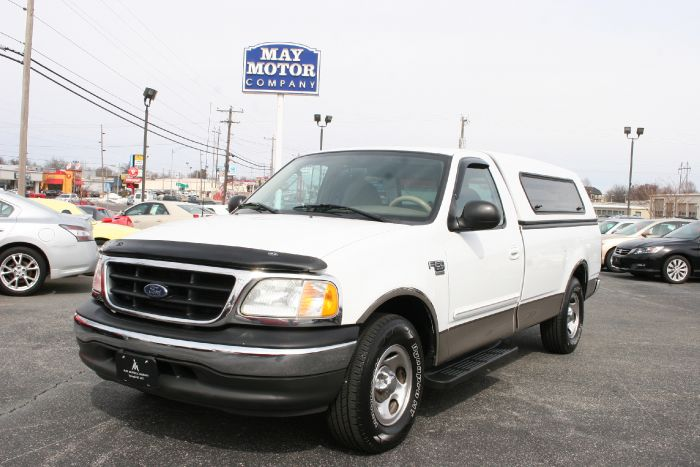 2003 Ford F-150 XLT Long Bed
