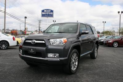 2010 Toyota 4Runner Limited 4X4