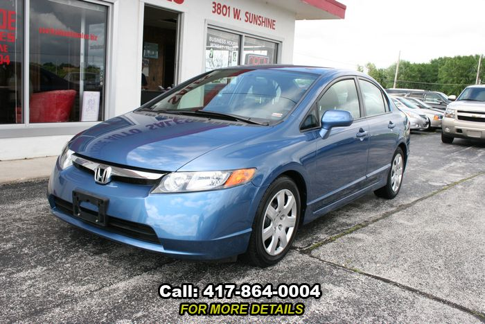 2007 Honda Civic Sdn LX