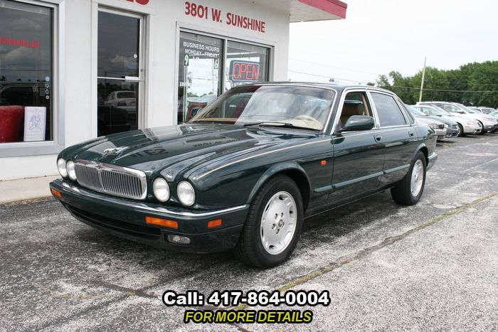 1996 Jaguar XJ Series Sedan