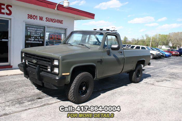 1985 Chevrolet Pickup
