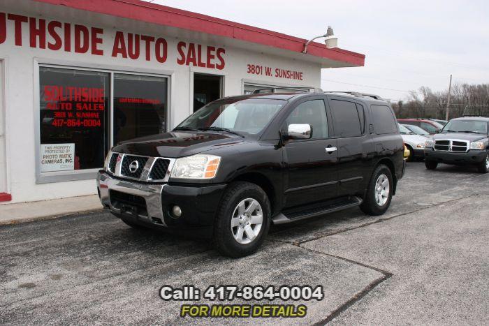 2004 Nissan Pathfinder Armada LE