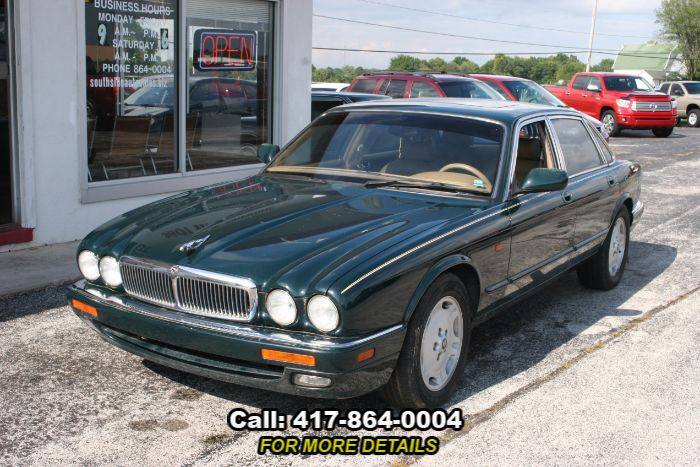 1996 Jaguar XJ Series Sedan