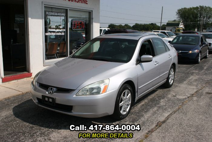 2004 Honda Accord Sdn EX