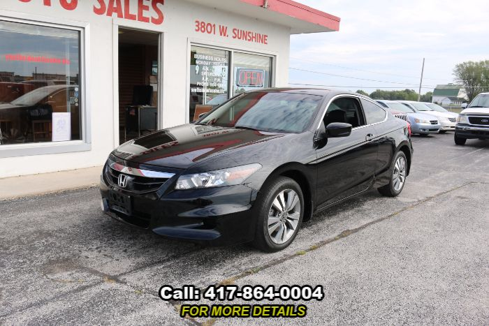2012 Honda Accord Cpe EX-L