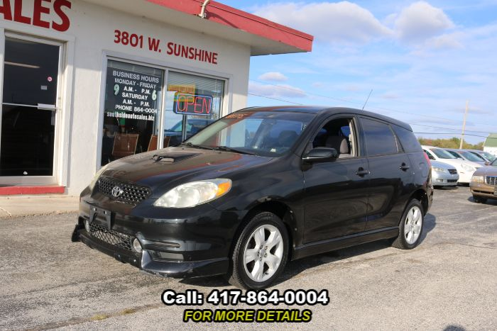 2003 Toyota Matrix Std